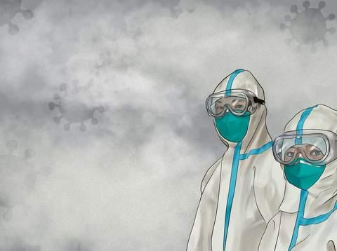 我说我不怕、是骗人的!回顾2020日本小诊所里的我看新冠肺炎
