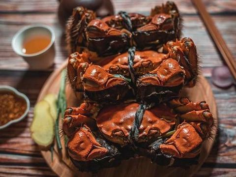 蟹肉有点甜的阳澄湖大闸蟹,这丝甜味是如何形成的?