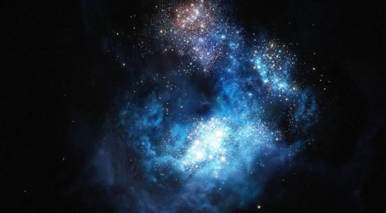 宇宙最古老的星系被发现!它刷新了纪录,年龄直逼宇宙奇点