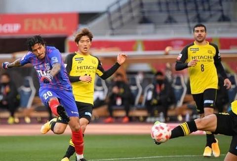 FC东京战胜柏太阳神夺冠,联赛杯冠军分量十足
