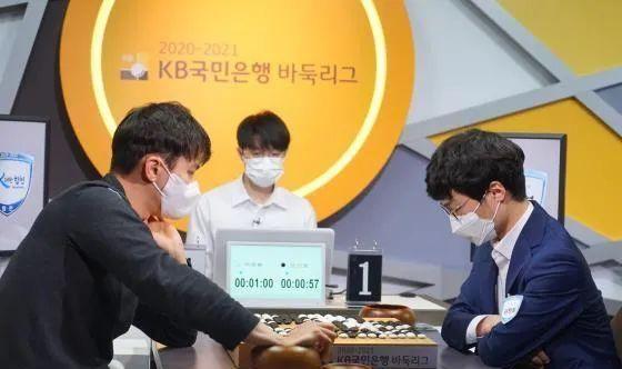 韩围联第6轮超级新锐终于证明自己 文敏钟飞刀放翻朴廷桓