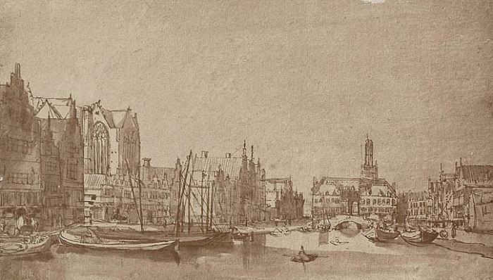 阿姆斯特丹:自由之城与现代资本主义的诞生