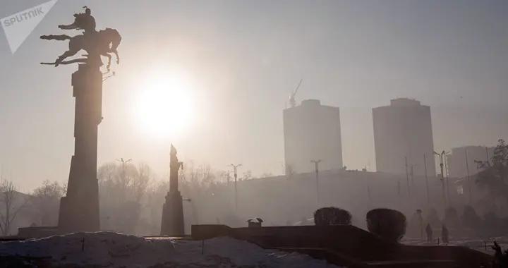 吉尔吉斯斯坦首都比什凯克被评为世界最脏城市