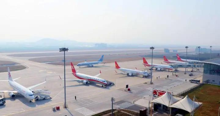 济宁曲阜机场元旦假期平稳有序,安全保障航班80架次