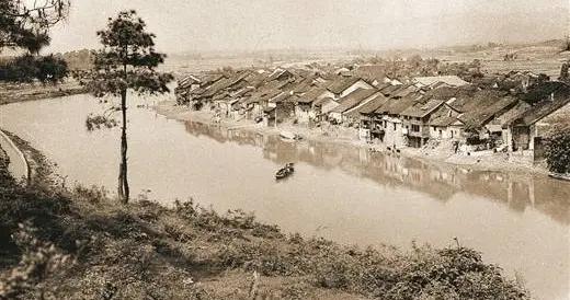 兴安县界首镇红军街:浴血重生湘江渡