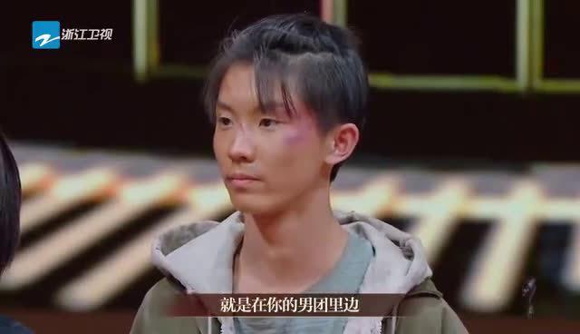 马嘉祺《我就是演员》台词和微表情处理得非常好……