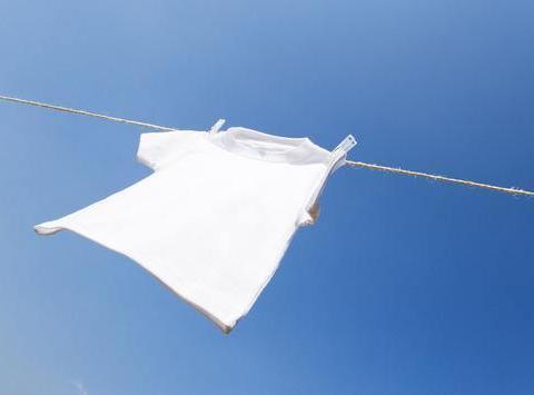 衣服换得勤不脏,但总有汗渍!