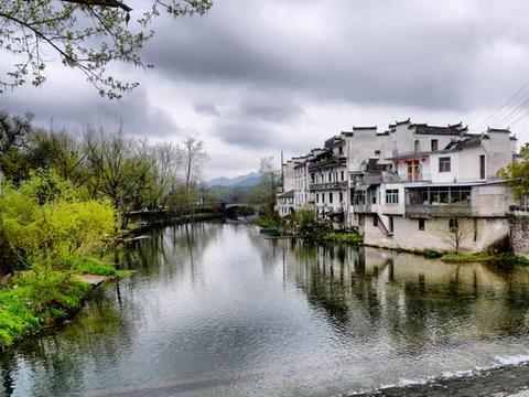 被赞中国最美的乡村,有山有湖有古建筑,,堪称摄影师的天堂