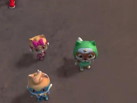 三只松鼠:三只松鼠发现一个首饰盒,没想到这是一个陷阱
