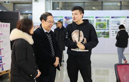重庆工业职业技术学院举办2021届毕业生设计作品展