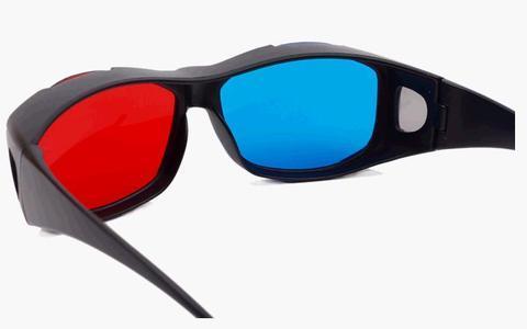 如何把太阳镜改装成3D眼镜?