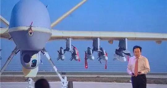 带12枚空地导弹 有人坐不住了