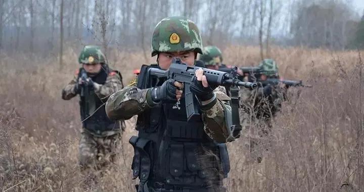 03式突击步枪,虽未像95式列装全军,但却担负起拱卫边防重任
