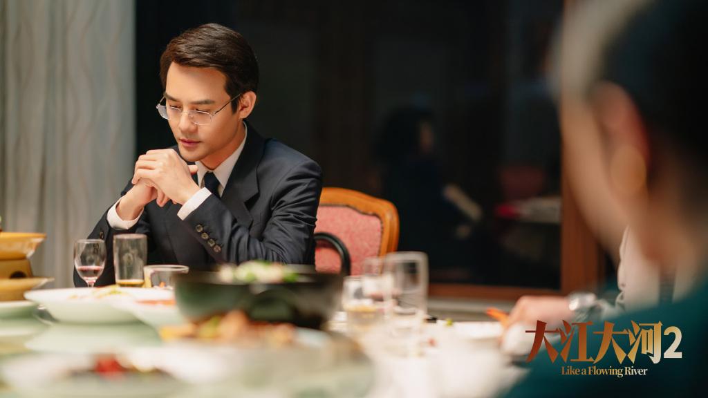 王凯北青报专访:大江大河2剧中,宋运辉和梁思申没有感情戏