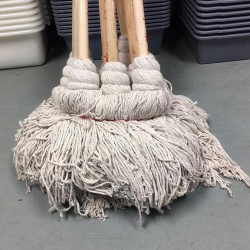 地板刚拖完就有灰,自制清洁剂!
