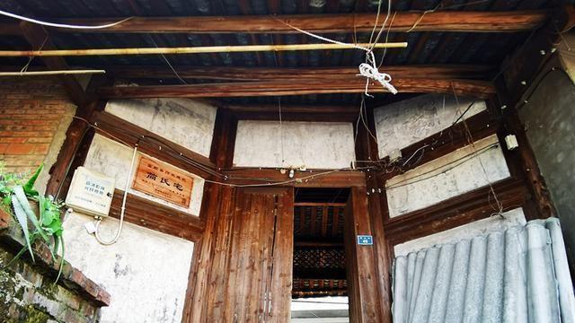 探访自贡历史建筑之富顺简氏宅,宅院既小巧又不失精致