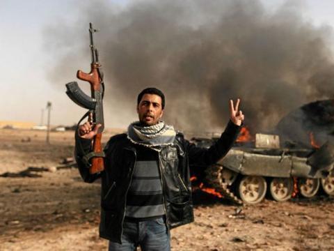 土耳其打算赖在利比亚不走,利国民军誓言武力驱逐