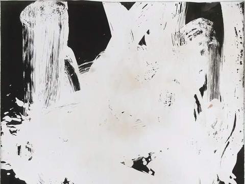 中国当代艺术,王冬龄书法作品