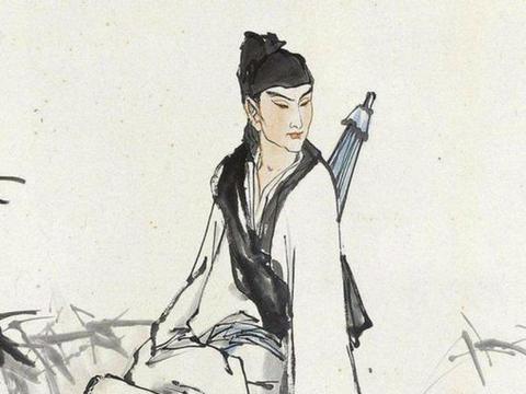 姜夔的咏梅词意境高远,虽然只有短短的几句,但是写得很感人!