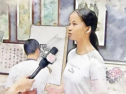 何碧玉14岁时成河南高考理科状元,清华毕业后,留学美国成教授