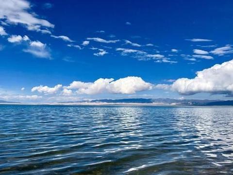 青海湖,高原的一颗明珠!