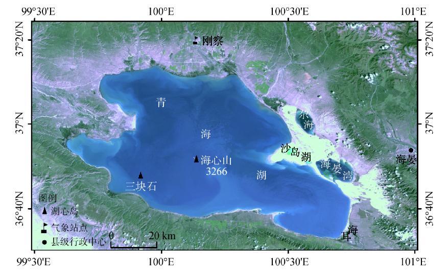 青海湖,每年增加4个西湖的水量,未来可能会流入黄河