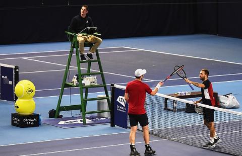 穆雷埃文斯退出德尔雷海滩赛 已获澳网正赛外卡