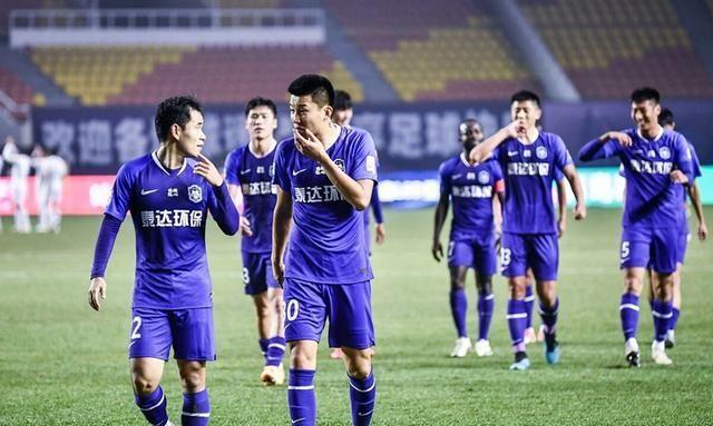 郭皓成泰达唯一有希望首发的津籍球员,优缺点明显让人又爱又恨