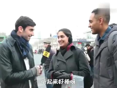 老外在中国:外国小哥热爱中国美食,水煮牛肉都是无辣不欢!