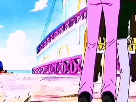 海贼王:谜一般的男人——阿金,真海米才知道他的存在