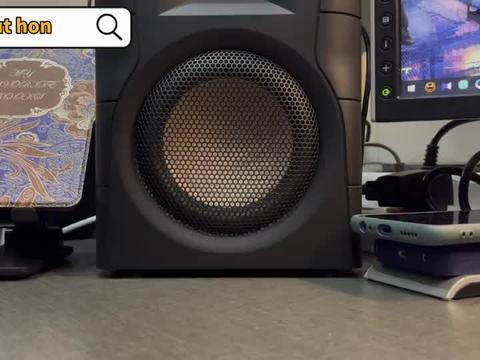惠威D300颜值在线,2000元的电脑音箱是一种怎样的体验?