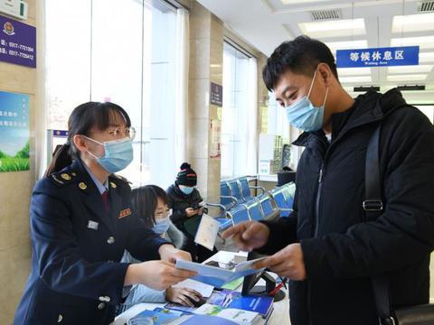 河北沧州:东光县税务局加强疫情防疫,优化纳税服务