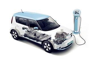 及安盾QRR0.016GW/S自动灭火装置在新能源汽车电池舱的应用