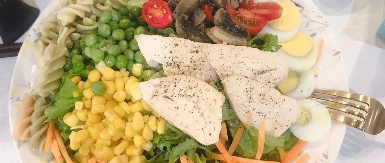 【1月第2周减脂食谱】蔬菜搭配肉,才能减肥呢!