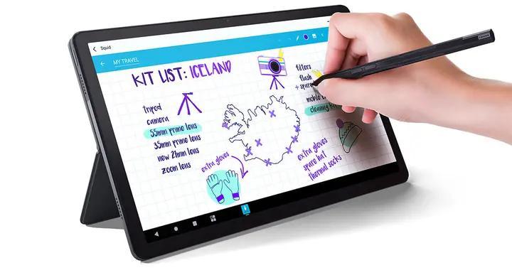 联想发布新款11英寸Android平板电脑Tab P11