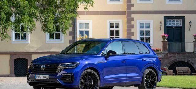 大众途锐推出两款新能源车车型:eHybrid和RPHEV