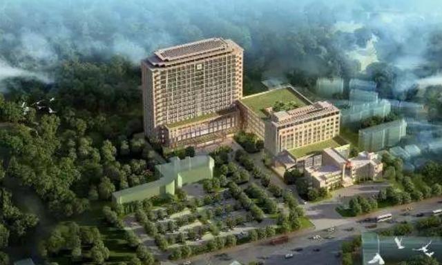 """重庆一座三甲医院面临迁建,床位1200张,缓解百姓""""看病难""""问题"""