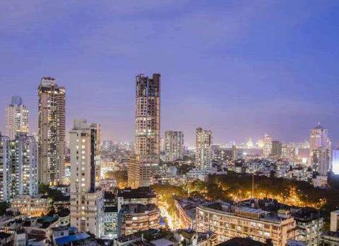 印度孟买第一高楼:仅投资22亿房都卖完了,却烂尾多年至今没人管