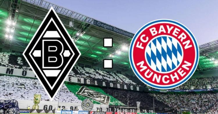 拜仁慕尼黑vs门兴首发:莱万、萨内先发,基米希出战