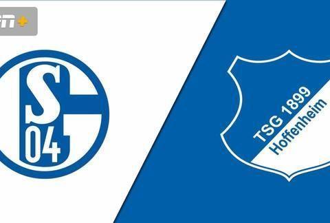 德甲2场:沙尔克vs霍芬海姆,柏林联合vs沃尔夫斯堡