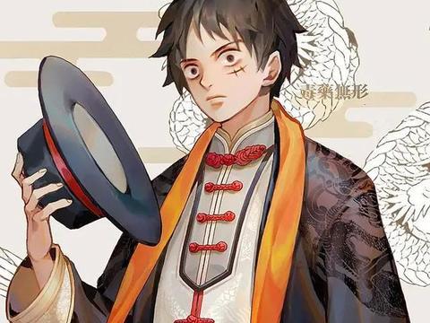 唐装海贼,山治变身最帅的算命先生,萨博像一位贵公子