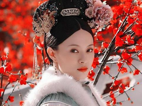 《甄嬛传》剧中的五大美女,甄玉娆垫底沈眉庄第三,第一不是甄嬛
