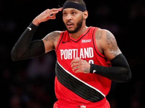 20-21赛季拥有交易否决权的NBA球员:安东尼、德拉季奇领衔