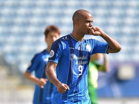 儒尼奥尔:中国球队不同意我回租蔚山2个月