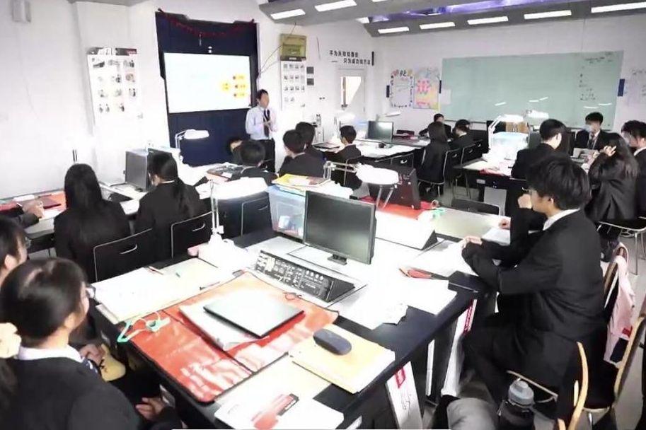 武汉东西湖职业技术学校,注重开展国际理解教育,啥情况