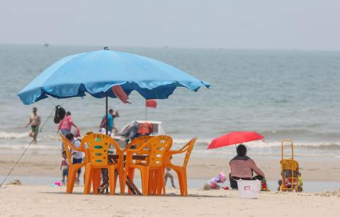 广西最舒服的浪漫海滩,风景绮丽沙滩细腻,却低调默默无闻