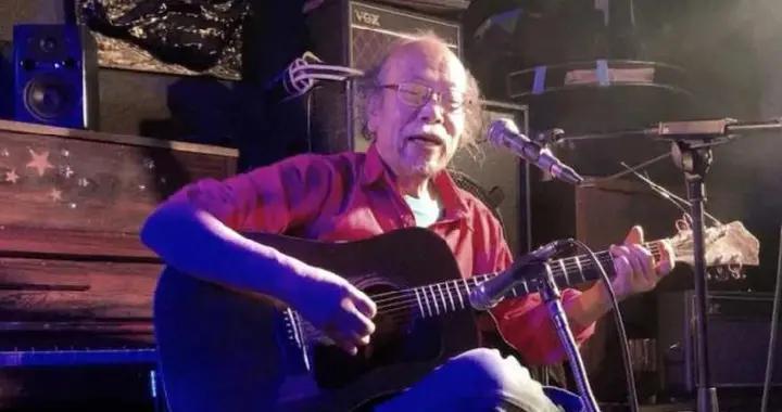 日本知名歌手南正人登台15分钟后猝死,享年76岁