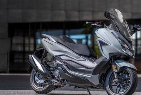 5万元踏板车,没有国产可选,本田NSS350,赛艇S400,巡弋300竞争