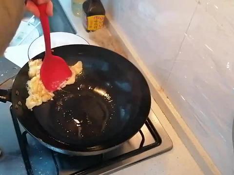 海鲜菇蛋炒饭