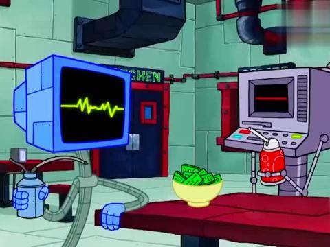 电脑凯伦中病毒,痞老板硬核驱毒,安装海绵宝宝杀毒软件!